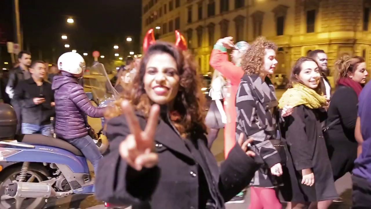 halloween havoc 2016 in rome