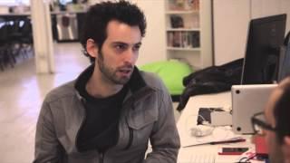 Websérie Grosses têtes : Jean-Guillaume Dumont, diplômé de la maîtrise en éducation