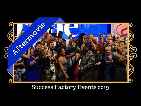 Aftermovie of Europe Regional Event in Tallinn - Estonia 2019 Recap - Success Factory Events