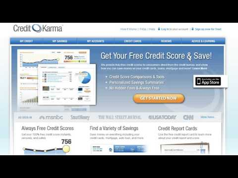 How to get free credit report and credit score ?