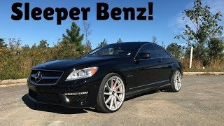 Download Mercedes CL 63 AMG Is The Ultimate Twin Turbo Sleeper!! Mp3 and Videos