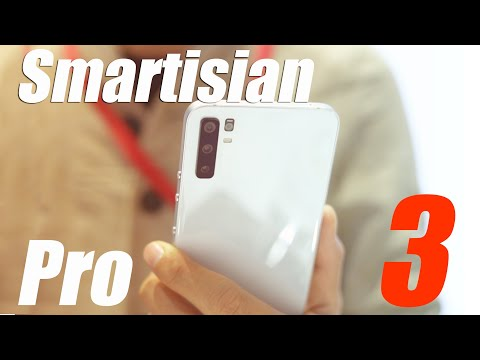 Smartisan Nut Pro 3 - A Different $380 Flagship