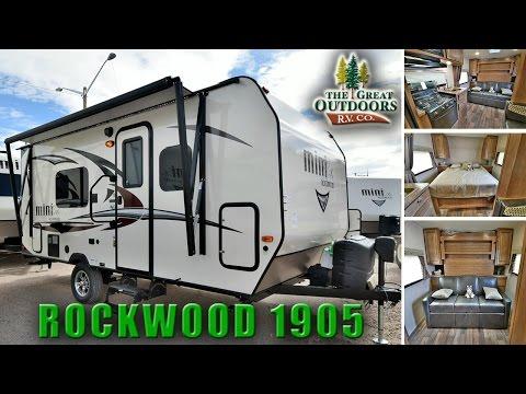 2018 FOREST RIVER ROCKWOOD 1905 R1066 RV Sales Colorado Dealer