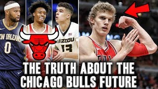 The Truth About The Bulls Future   Lauri Markkanen And Michael Porter Jr.?
