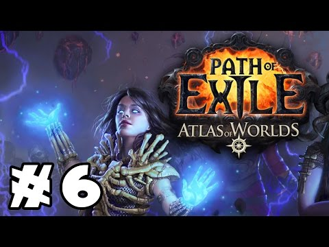 Let's Play: Path of Exile - Summoner Witch - Part 6 [v2.4 Essence League]