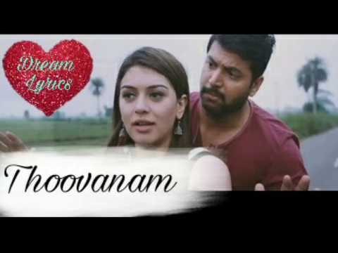 Thoovanam - Romeo Juliet Whatsapp status 30sec cut song with lyrics/DL