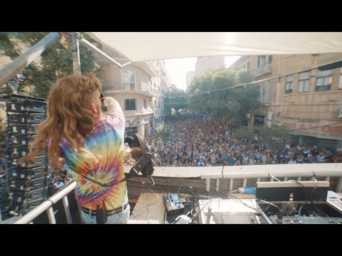 BLiSS @ Jerusalem City Rave ('Front Stage') 2019 מסיבת רחוב בירושלים