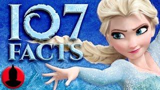 107 Frozen Facts YOU Should Know! - ToonedUp @CartoonHangover