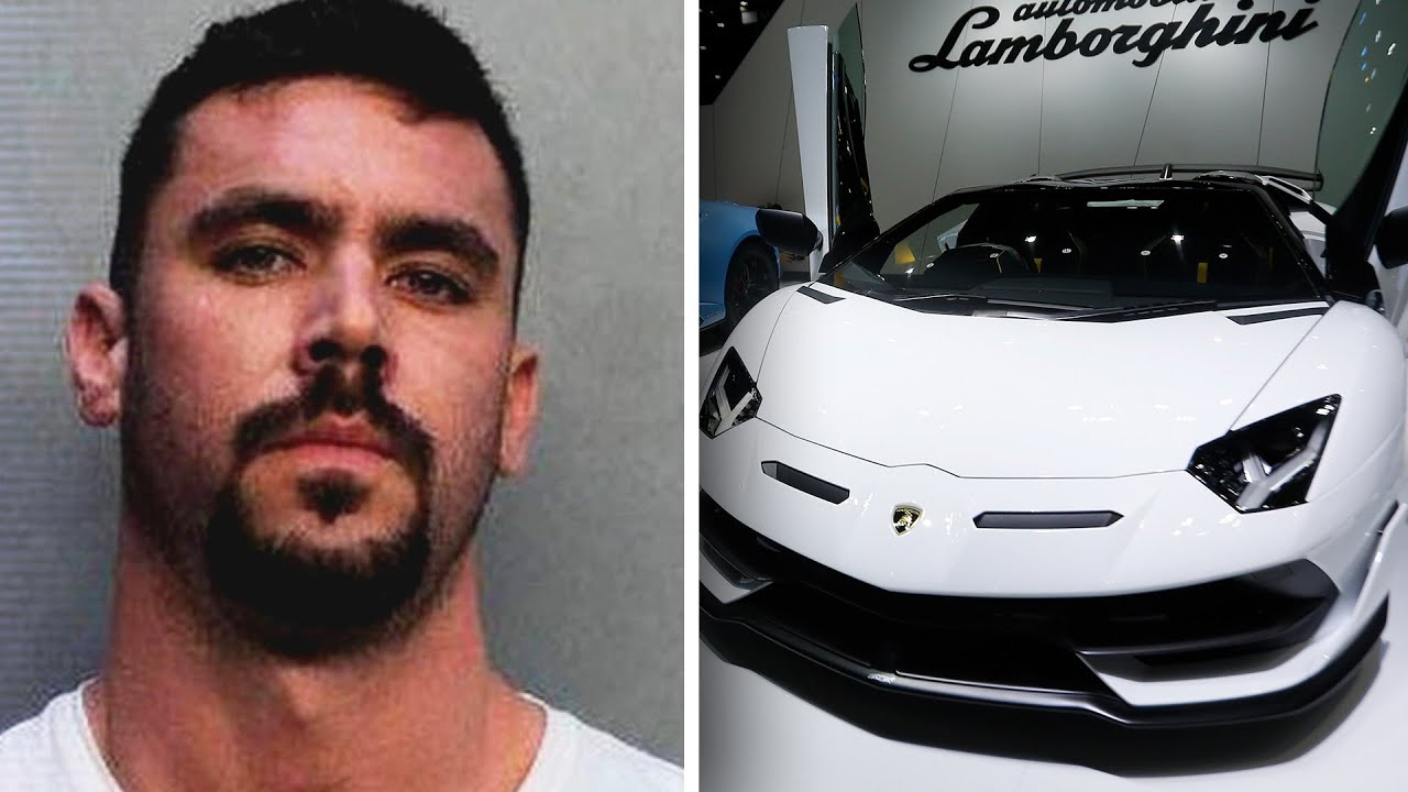 Download Man Allegedly Buys Lamborghini With COVID-19 Relief Money