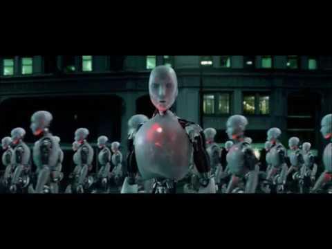 I, Robot – Die NS-5 Roboter unter V.I.K.I übernehmen die Herrschaft. Die  Revolution beginnt. - YouTube