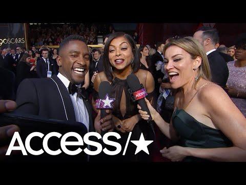 Taraji P. Henson Calls 'Black Panther' A 'Beautiful Celebration Of Our Culture' | Access