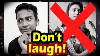 Don't laugh | Episode 1 | Dristy Anam | Tasrif Khan |