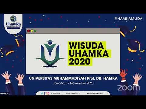 WISUDA UHAMKA 2020