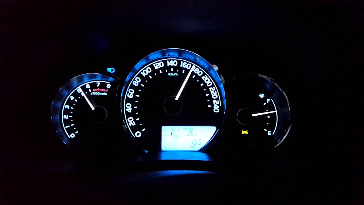 toyota corolla gli 1300cc top speed (180 km/h): episode 02 - youtube
