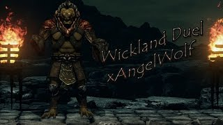 Wickland Gameplay - Duel #1 (vs/Solaris)
