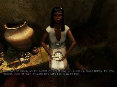 The Egyptian Prophecy: The Fate of Ramses Part 3 |