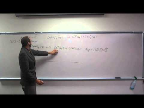 Calculate Molar Solubility In Solution Of Common Ion From Ksp 001