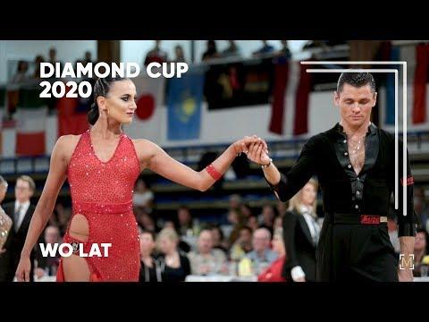 Timur Yusupov - Valeria Remina, RUS | 2020 Diamond Cup |  WDSF WO LAT - R2 R