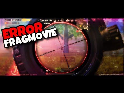 FRAGMOVIE | HIGHLIGHTS #3 | ERROR PUBG MOBILE