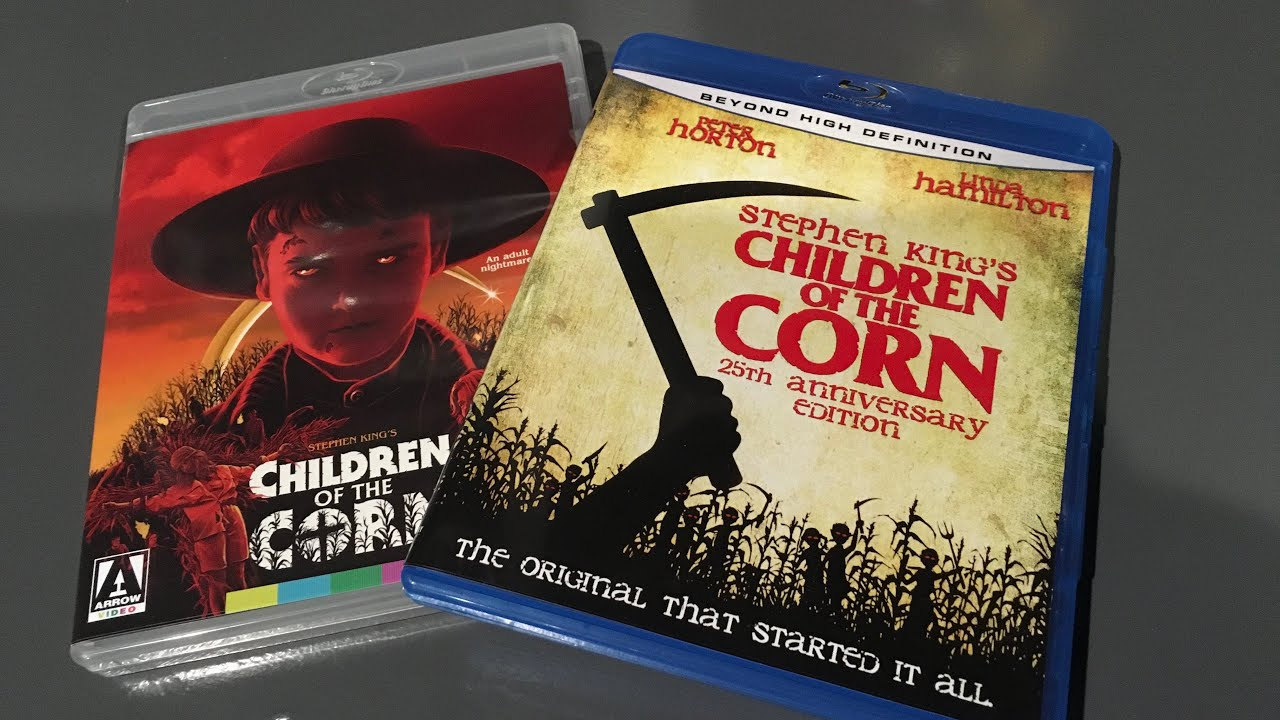 Download Children Of The Corn Arrow Video Vs. Anchor Bay
