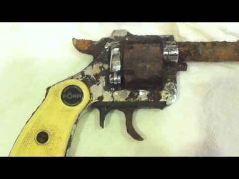 Thumbnail: Metal Detecting Etrac - Went for Gold, Got a Gun