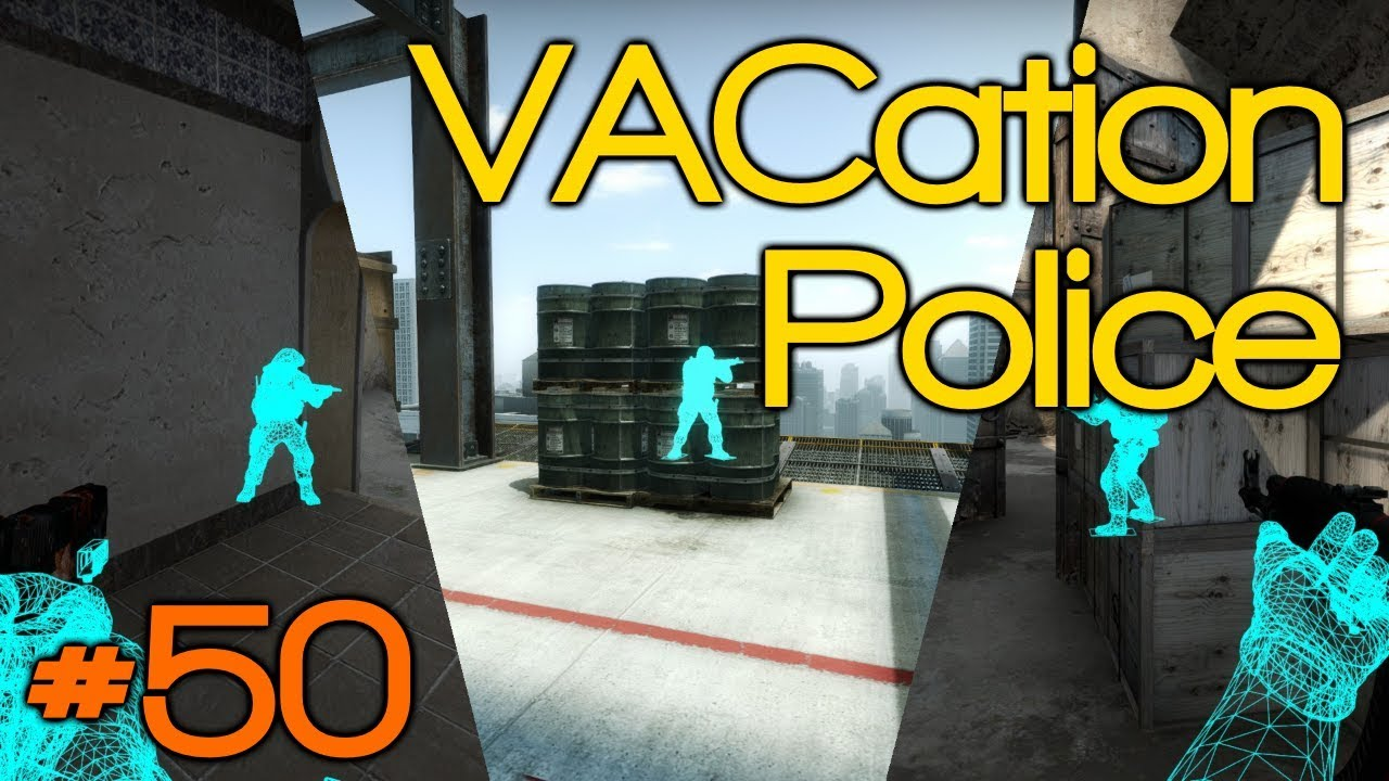 AFK BOOSTING LOBBY! - VACation Police Episode 50 [CSGO Overwatch]