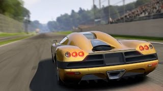 Need For Speed: Shift 2 Unleashed - Koenigsegg CCX - Test Drive Gameplay (HD) [1080p60FPS]