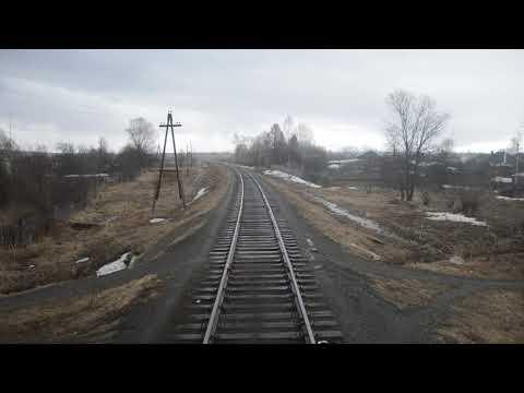 Перегон Лесные Поляны-Шлаковая