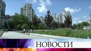 В Москве и области ожидаются дожди, грозы и даже град.