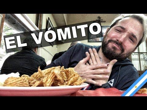 COMIENDO EN 'EL VOMITO' - ROSARIO