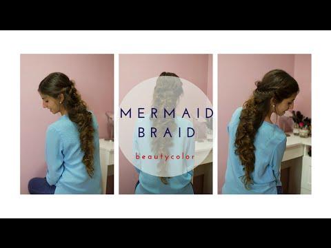 Mermaid Braid | Trenza estilo Sirena