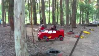 Aussie Billy - Cart  Race Day 2011.m4v