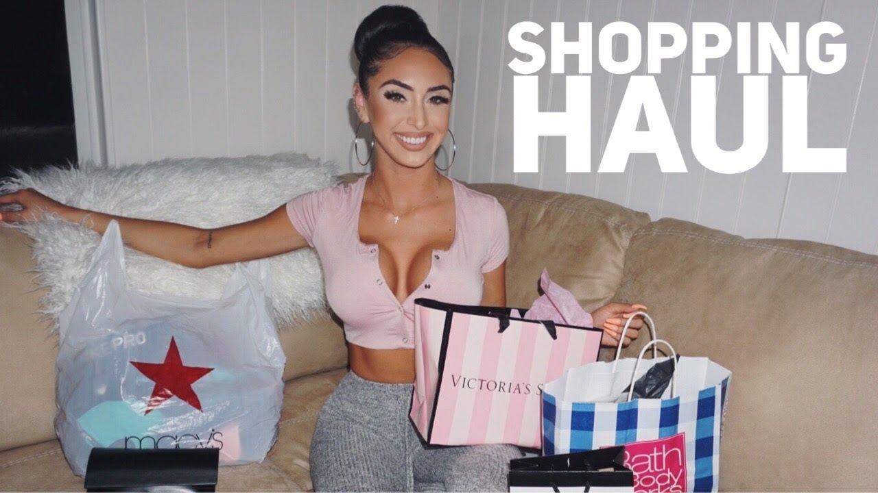 58816e36f0 Shopping Haul | Sahlt - YouTube