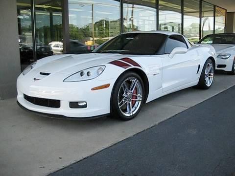 Corvette Z06 For Sale >> 2007 Chevrolet Corvette Z06 Ron Fellows #377 of 399 Start ...