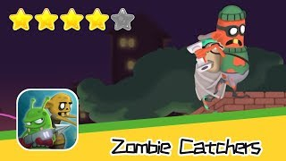 Zombie Catchers Day113 Walkthrough Let's Start The Business! Recommend index four stars