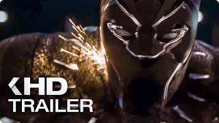 BLACK PANTHER International Trailer 2 (2018)
