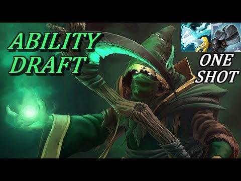 DOTA 2 [41 KILLS] Ability Draft Best Combos #2 | ONE SHOT Full Gameplay
