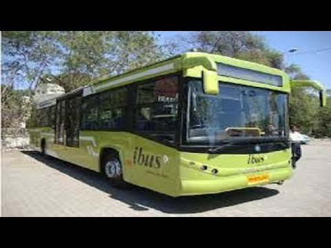 Luxurious City Transportation of Indore