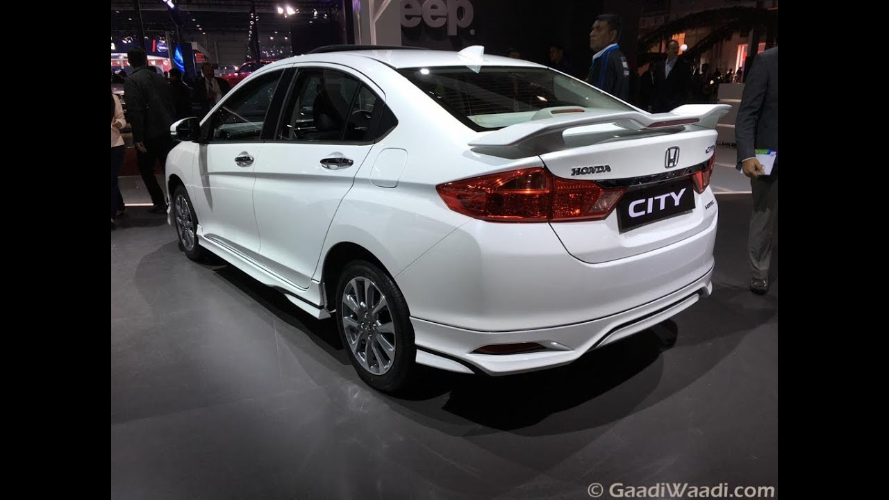 Cable Car Black And White Wallpaper Honda City Top Of The Line Variant Showcased At Auto Expo