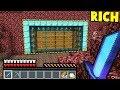 RICHEST NETHER VAULT RAID EVER!? | Minecraft FACTIONS #834