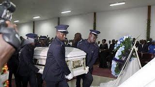 Papa Wemba: Memorial service held for 'Rumba King' in Ivory Coast