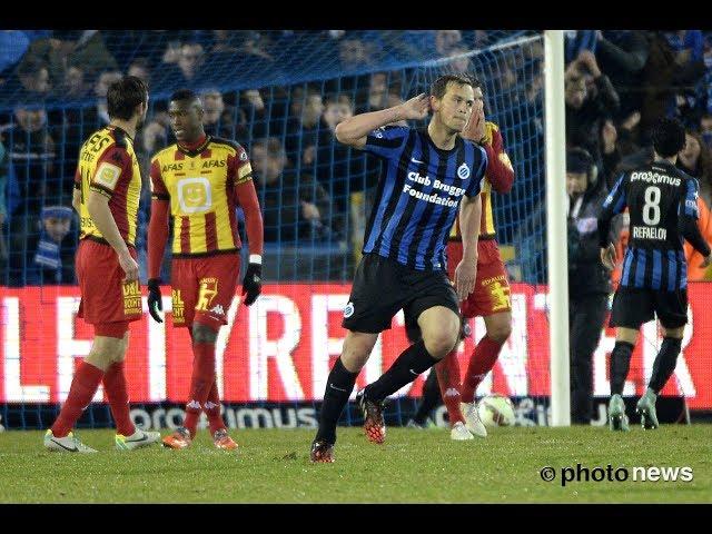 2014-2015 - Club Brugge - KV Mechelen - GOAL Tom De Sutter