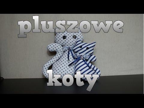 Pluszowe Koty Diy Youtube