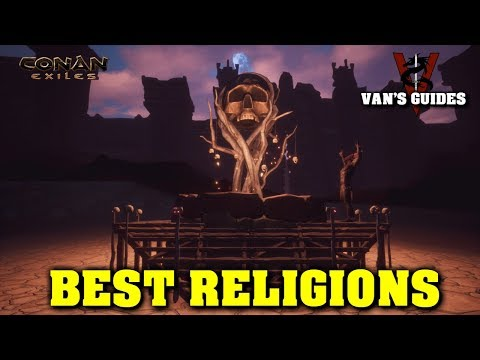 Conan Exiles: All 6 Religions Ranked Worst to Best