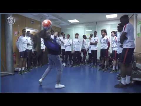 Lisa, la freestyler de PSG que nadie puede parar