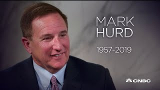 Mark Hurd, co-CEO of Oracle, dies at 62