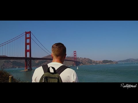 WEEKLY VIDEO 39 - SAN FRANCISCO (THE AMERICA TRIP)