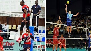 Top 50 Best Volleyball Highlights - Funny and Crazy Volleyball Players