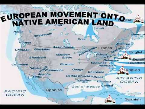 Intro to the Colonization of America.