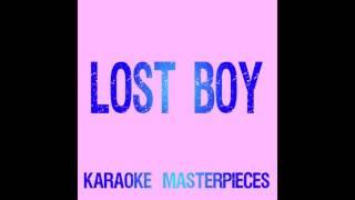 Lost Boy (Originally by Ruth B.) [Instrumental Karaoke] COVER
